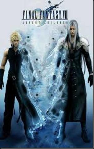 Final Fantasy VII ไฟนอล แฟนตาซี 7 สงครามเทพจุติ